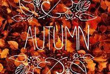 AUTUMN // My Favorite Season