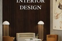 Interior Design / All about the ultimate trends and news on the world of midcentury modern interior design!