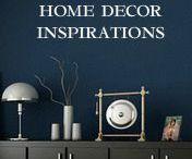 Home Decor Inspirations