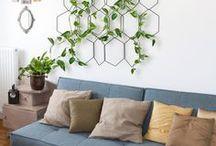 Design na decoração / Peças, ideias e projetos de design para decorar a casa.