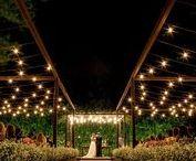 Casamentos | NOITE / Esse board é para você pegar referências para produzir um casamento na parte da noite.