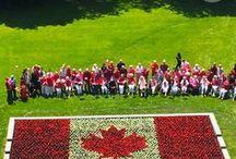 Canada's 150 Birthday Celebrations