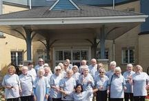 White Cliffe Terrace Retirement Residence Inspired Senior Living / Located in a beautiful setting, White Cliffe Terrace Retirement Residence is located in the growing community of Courtice.