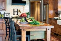 Kitchen Loveliness / by Rachel {Real Girls, Real Faith}
