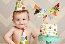 1st Birthday & Cake Smashes / by Brannan Heywood Blascak