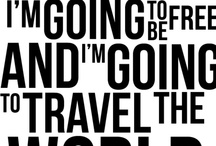 Travel and more travel / by CHio