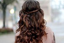 HAIR! Long, beautiful hair... / by Sara Moore