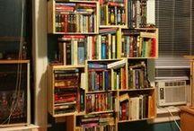 If I were a book, I'd live here