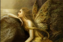ANgElS and FaIRIes / by Shannon Rembiszewski