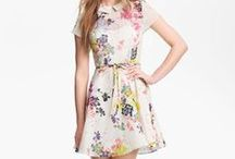 All Dressed Up / Beautiful dresses for all occasions / by Kali Alderson