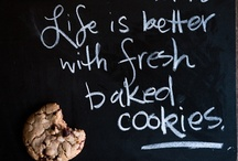 A Cookie a Day.... ;) / by Rachel {Real Girls, Real Faith}