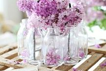 ♥ Centerpieces & Decorations Ideas etc.