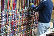 Textiles/Weaving / by Julie Bates