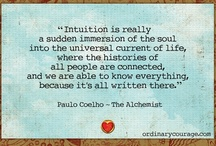Intuition & Connection to Universe & Synchronicities