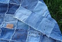 old jeans / by Valérie Savard