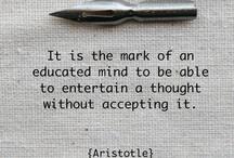 Wisdom & Curiousity