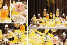 Yellow & Brown Party