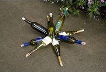 Wine bottles / by Michele Munger