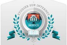 L'éducation de demain / Intégrer le numérique et ses nouveaux usages dans l'éducation. Veille de l'agence S.Y.N / Social Design Paris / by Sébastien Espérance