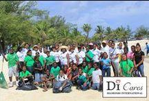 DI Bahamas Charity Events / DI CARES - The Bahamas, Let's Keep Her Beautiful!