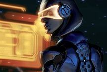 Mass Effect / by Ashley Plante