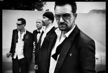 U2...and other bands I love... / This is the music that moves me. / by Emily S