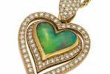 Opal Pendants from Kabana