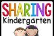 Kindergarten Blogs / by Lisa Beebe