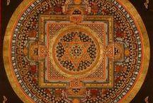 Sacred geometry / Sacred geometry, yantra, mandala