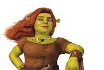 Cosplay Fiona Shrek