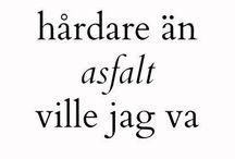 Svenskt<3