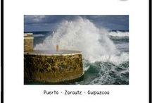 Destino Zarautz / Temas relacionados con hoteles y destino turístico Zarautz.