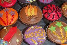 Bonfire night / Crafts, cakes, food