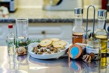 Feréikos recipes / Try our delicious and healthy recipes with escargots!