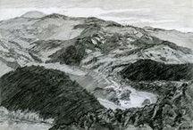 Landscape drawing / My pictures Landscape
