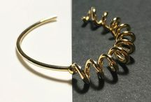 Gold Rybelo / A collection of Rybelo pieces in yellow gold