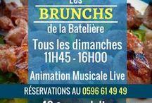 Evènements / Events / Ce qu'il ne faut pas rater à la Batelière ! What to do at Hotel La Bateliere, Martinique.