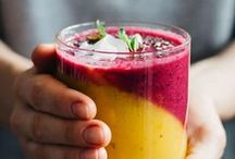 S M O O T H I E S / My favorite smoothie recipes- vegan and gluten-free