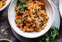 P A S T A / Favorite gluten free, vegetarian pasta recipes