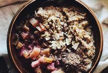 O A T S / Favorite oatmeal recipes