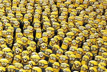 Minions / This movie is American.