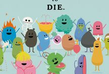 Dumb Ways to Die / Be Safe Around Trains.  -Metro  An Australian trains message and game.