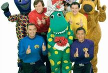 The Wiggles / My favourite Australian band.