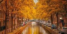 Fall | Travel / Travel inspiration for your autumn journeys