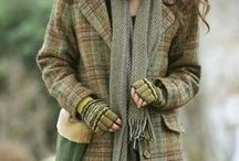 Tweed Outfits