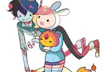 cutenes from adventure time