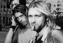 × kurt cobain&nirvana ×