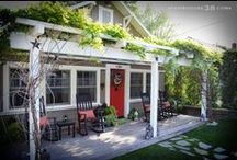 Inspiration for outdoor areas