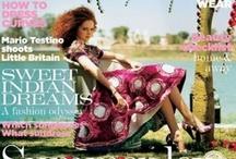 Vogue Covers / by Amanda Mcadams