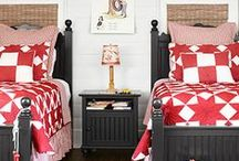 Inspire it - bedrooms / by Kim {NewlyWoodwards.com}